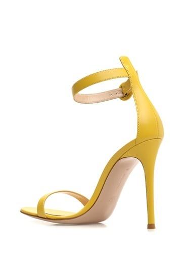 Gianvito Rossi Ayakkabı Sarı